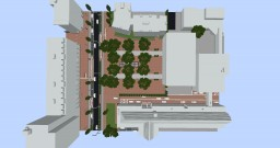 2:1 Visualised School Project - Smart Square Minecraft Map & Project