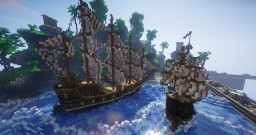 Boats Minecraft Map & Project