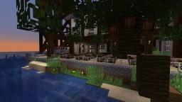 Beach Bar & Club Minecraft Map & Project