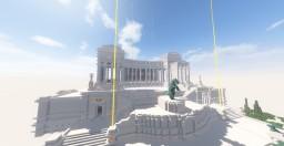 Vittorio Emanuele II Monument Minecraft