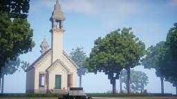 City Update 4 : Chapel Minecraft Map & Project