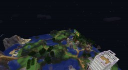 The grand block tower top-level view Minecraft Map & Project