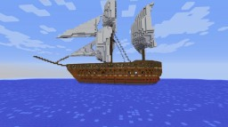 pirate ship (download) (schematic) Minecraft Map & Project