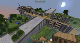 RusticMC cathedral build progress Minecraft Map & Project