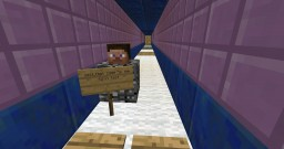 Super Mega Hard card (no) Minecraft Map & Project