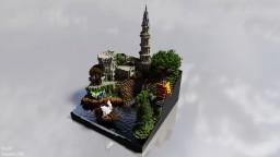 Merchant's Escape Minecraft Map & Project