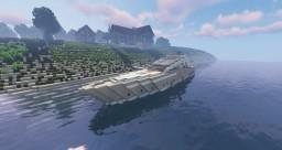 Yacht De Diancé Minecraft Map & Project