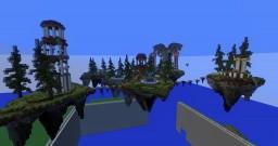 200x200 Skyblock Lobby Minecraft Map & Project