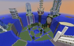 Offtopia's Drain Minecraft Map & Project