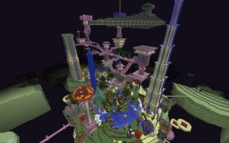 Best 2b2t Minecraft Maps & Projects with Downloadable Schematic