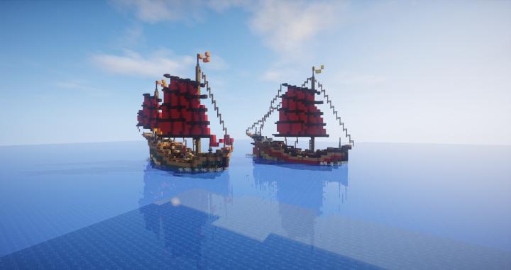 Popular Project : Junk Ship