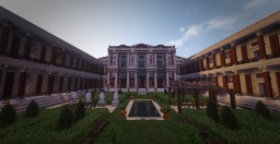 Library of Celsus. Conquest Reforged Minecraft Map & Project
