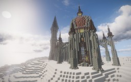Small Church Minecraft Map & Project