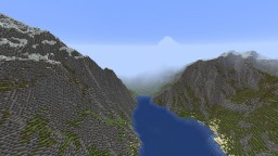 Mountains (beta) Minecraft Map & Project