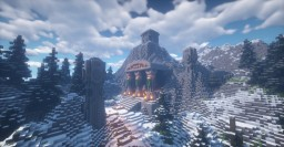 Dwarven City Minecraft Map & Project