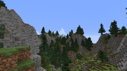 Mountains! Minecraft Map & Project