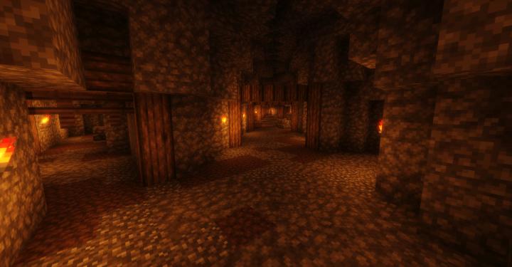 the iron mines