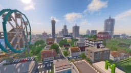 Oakwood - A modern city project Minecraft Map & Project