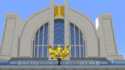 Hall of Justice Minecraft Map & Project