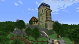 Old Fortress in forest Minecraft Map & Project