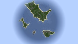 Small Arcipelago Minecraft Map & Project