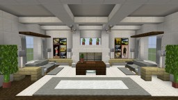21 Living Room Ideas + DOWNLOAD Minecraft Map & Project