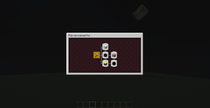 Nether Head Hunt Advancement Pack
