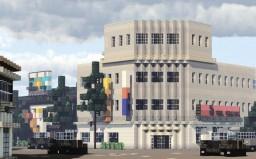Manseibashi Building, Sotokanda, Akihabara, Kanda Ward, Tokyo , Japan Minecraft Map & Project