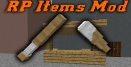 RP Items Mod Minecraft Mod