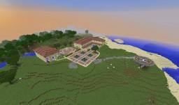 The Villa Minecraft Map & Project
