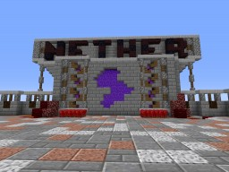 Steampunkish Small Server Spawn Minecraft Map & Project