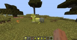 My first minecraft mod Minecraft Map & Project