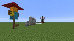Little builds you might not have seen before. Minecraft Map & Project