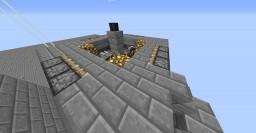 Farm a vache automatique spawner x1 Minecraft Map & Project