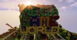 Mega Game World Minecraft Server