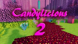 Candylicious 2 Minecraft Texture Pack