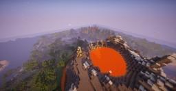 Saxa - A Fantasy Survival Island Minecraft Map & Project