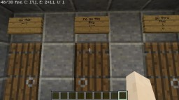 hail 87 Minecraft Map & Project