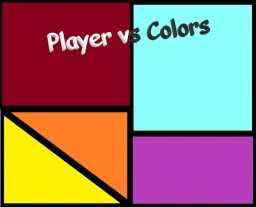 Players vs Colors Minecraft Map & Project