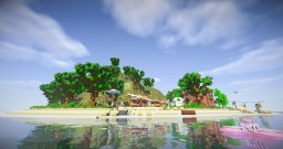 Truly heavenly place [Island] Minecraft Map & Project