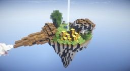 6 biomes on the islands Minecraft Map & Project