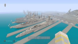 RUSP Naval Station Echo Minecraft Map & Project