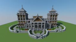 Premier Palace (Download) Minecraft Map & Project