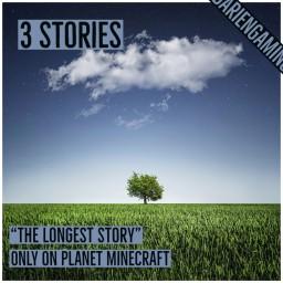 3 Stories Minecraft