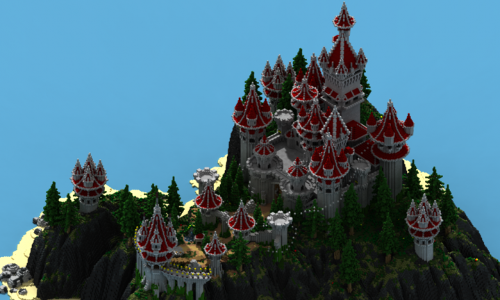 Popular Project : Lonely Castle - IRIUMBT