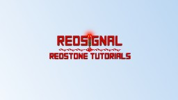 Redstone tutorial part 1: Signal sources Minecraft Blog Post