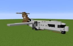 Fiji Airways ATR 72-600 (72-212A) DQ-FJZ Minecraft