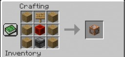 Non Creative menu items crafting (data pack) Minecraft Texture Pack