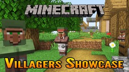 Minecraft 1.14 NEW Villages and Villagers Showcase Minecraft Blog