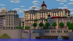 Coming soon - Imperial Buildings 1900 Minecraft Map & Project
